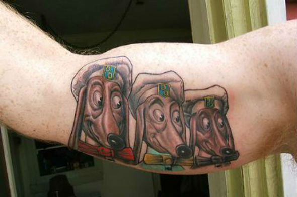 hilarious tattoo 1