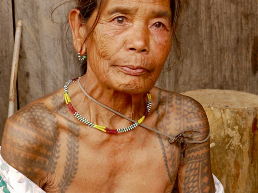 Tribal Woman