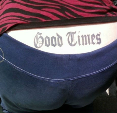 Good times tattoo bad tattoo pictures