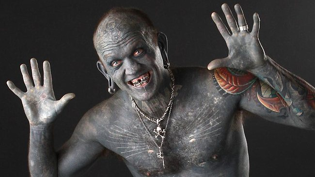 Top 10 Most Tattooed People In The World | Bad Tattoo Pictures
