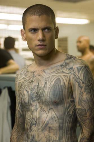Prison Break Tattoo guy Wentworth Miller disclosed he is gay.